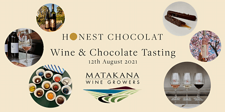 Matakana Wine and Chocolate Evening (early session) tickets