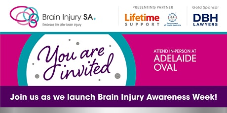 Brain Injury Awareness Week Launch Event 2021: Attend In-Person tickets