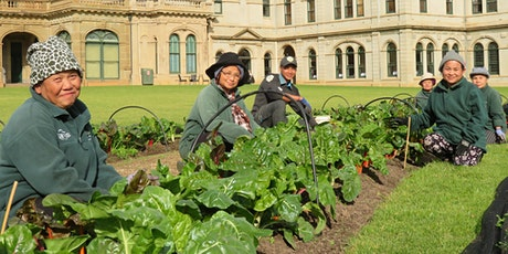 Parks Victoria Silverbeet Garden Project and Cooking Session tickets