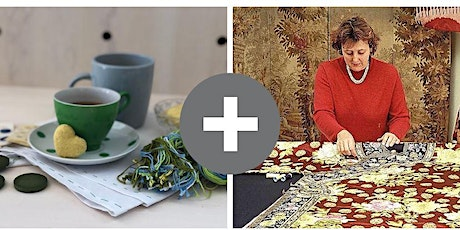 Crafternoon Tea with special guest speaker, Textile Conservator Mary Jose. tickets