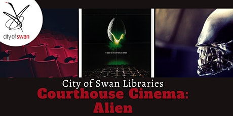 Courthouse Cinema. Alien: Film Screening & VR Experience (Midland) tickets
