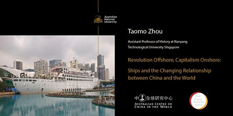 Ships and the Changing Relationship between China and the World tickets