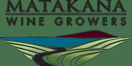 Matakana Winegrowers Series Degustation Dinner tickets