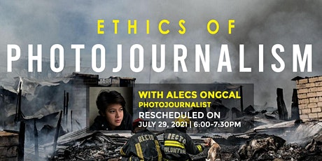 Ethics of Photojournalism with Alecs Ongcal - Nikon School Online tickets