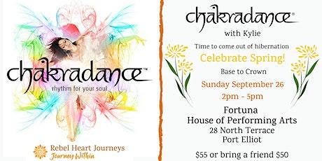 CHAKRADANCE™ - Celebrate Spring! tickets