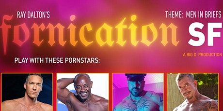 SAN FRANCISCO Fornication Oct 8 2021 tickets