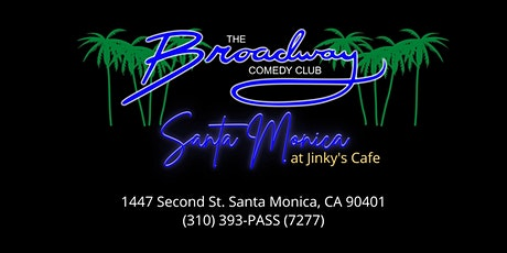 New Faces Open Mic in Santa Monica tickets
