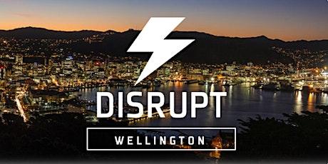 Disrupt HR Wellington tickets