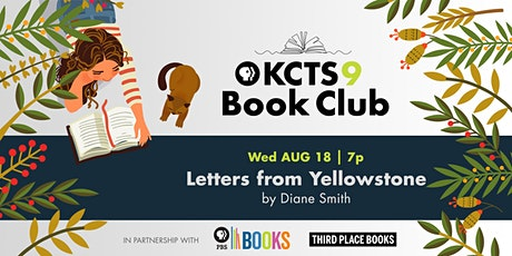 KCTS 9 Book Club- August tickets
