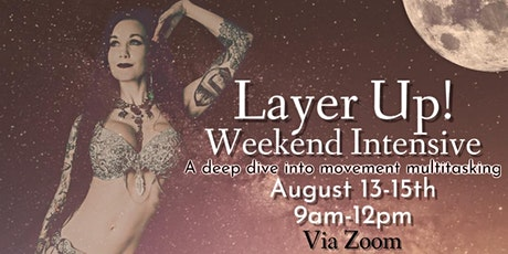 Layer Up! Weekend Intensive tickets