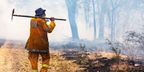 Community and Hinterland Bushfire Information night tickets