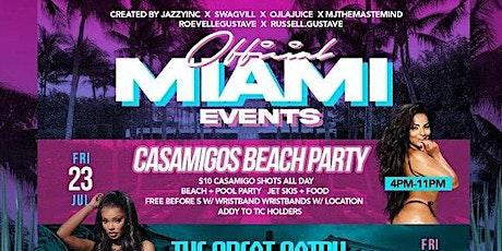 Miami Lituation Presents: Miami Premier Beach Party tickets