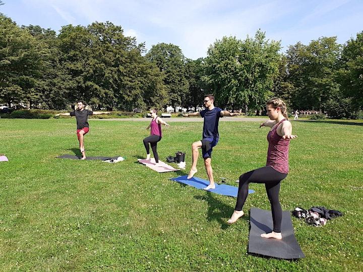 Charity Yoga Ludwigsburg: Bild
