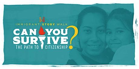 Immigrant Story Walk tickets