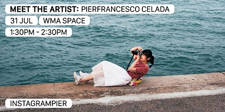 與藝術家會面 | Meet the artist: Pierfrancesco Celada tickets