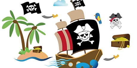 Storytelling – The Magic of Arif: Pirates! (Cleckheaton Library) tickets
