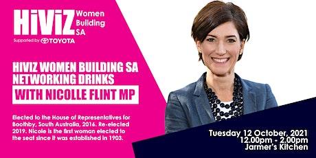 HiViZ Women Building SA Networking Drinks event tickets