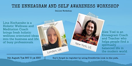 The Enneagram and Self Awareness workshop tickets