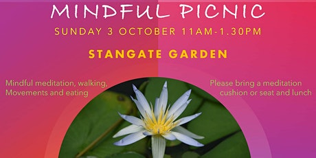 Mindful Picnic tickets