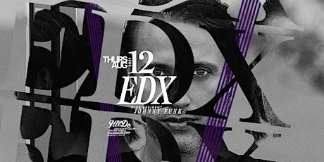 EDX at It'll Do Club tickets