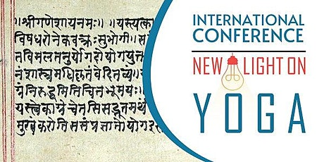 New Light on Yoga: Insights, Perspectives, and Methods tickets