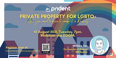 Private property for LGBTQ+: All you need to know to make it a reality tickets
