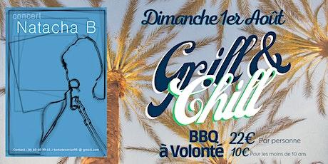 Grill & Chill [au Campanile] tickets