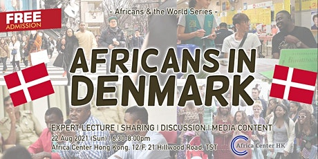 Africans & the World | Africans in Denmark tickets