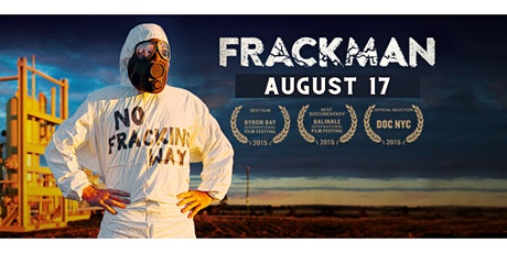 Movies That Matter - Frackman tickets