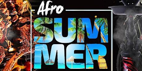 Afro SUMMER Bbq & Shisha tickets
