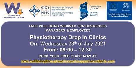 Physiotherapy Clinic Sessions tickets