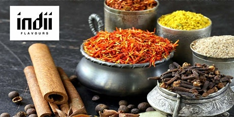 An Indian Dinner delivered by Indii Flavours tickets