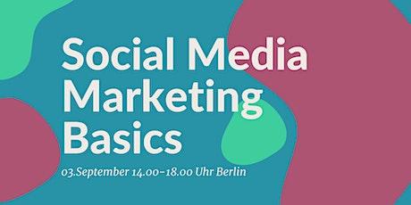 Social Media Marketing Basics Tickets