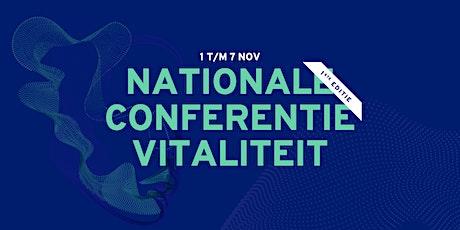 Nationale Conferentie Vitaliteit 2021 tickets