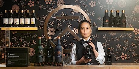 Ki No Bi Kyoto Dry Gin: Six Elements Tasting Masterclass tickets