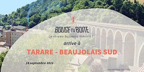 Lancement de Bouge ta Boite à Tarare-Beaujolais Sud billets