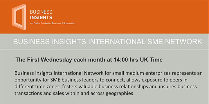 Business Insights International Network 04 August 2021 image