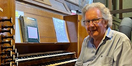 Organ Recital tickets