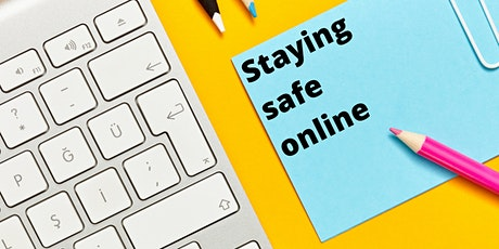 Staying safe online tickets
