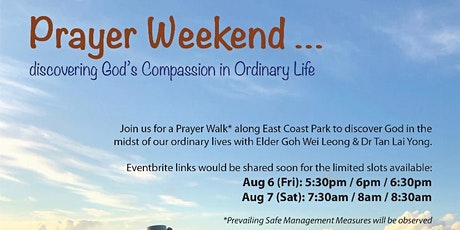 Prayer Weekend Walk tickets