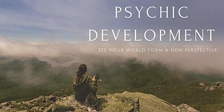 18-09-21 Psychic Development Workshop tickets