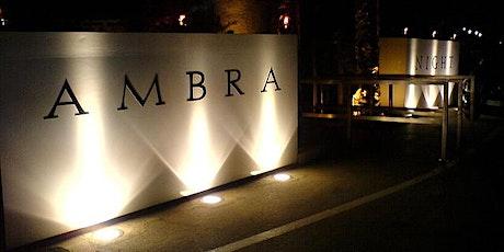 Ambra Night San Teodoro - Tavoli - Sardegna biglietti