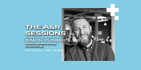 A&R Sessions With Simon Pursehouse - Sentric Music Group (publishing) tickets