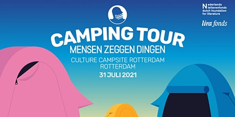 Campingtour MZD  | Culture Campsite, Rotterdam tickets