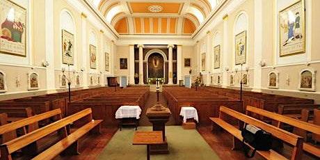10.30 Mass Sunday tickets
