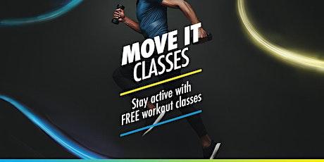 SITC Virtual - Pilates (Platinum Yoga @ Parkway Centre) tickets