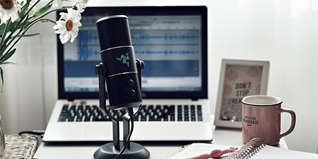 Live Online: Audio Drama: Writing for Sound tickets