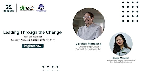 Leading Through the Change tickets