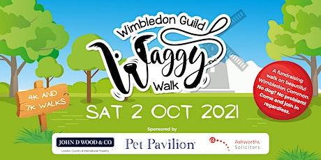Wimbledon Guild Waggy Walk tickets
