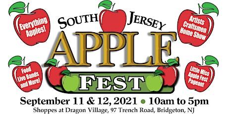 South Jersey Apple Fest 2021 tickets